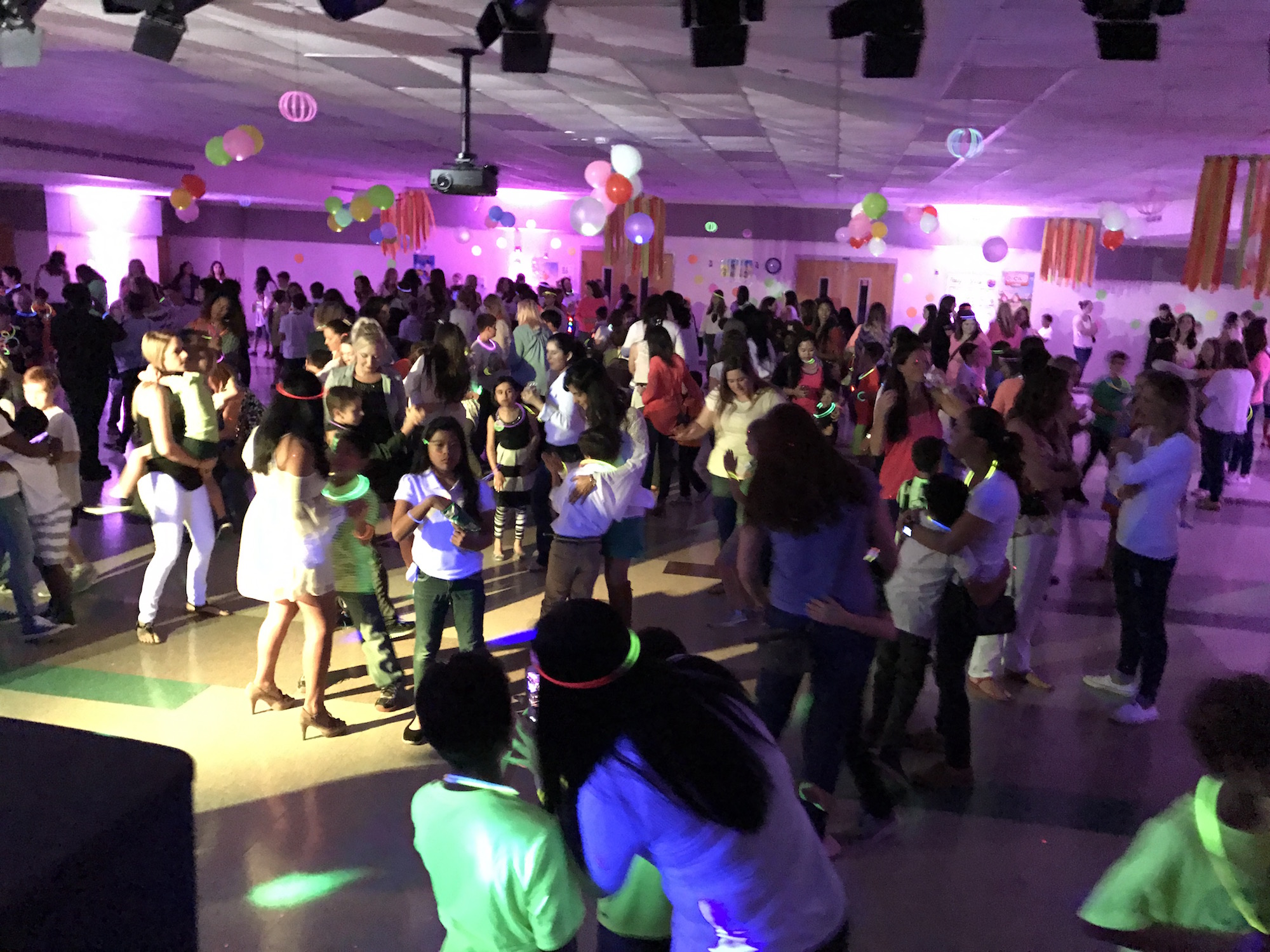 School Event DJ For Hire